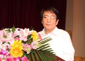 中国仪器仪表行业协会特别顾问朱明凯先生宣布自主创新奖获奖名单