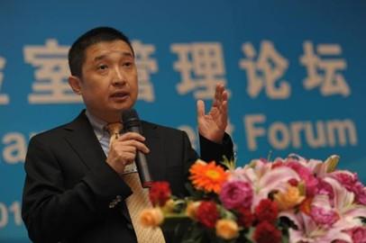 安捷伦科技全球副总裁、生命科学与化学分析事业部大中华区总经理霍丰先生致辞