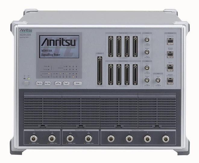 MD8430A  LTE网络模拟器
