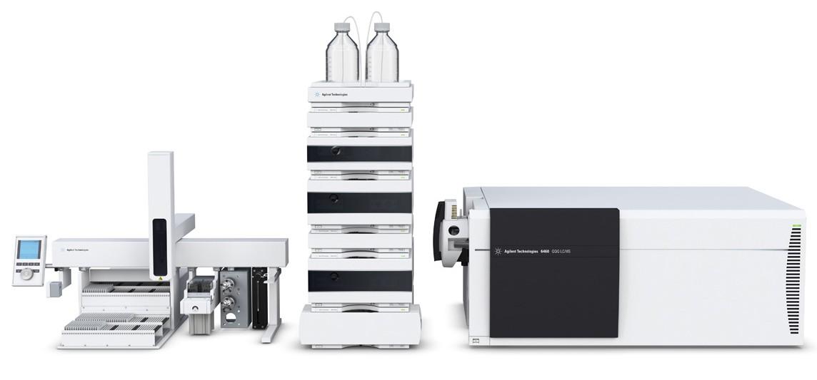 干血斑自动分析液质联用系统(AACE LC/MS)