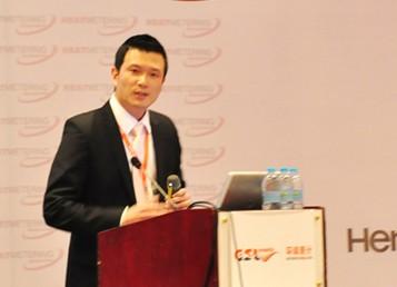 德国acam公司应用工程师司宏伟先生在大会发表演讲
