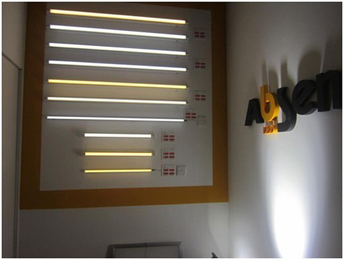 艾比森led照明产品展示(三)