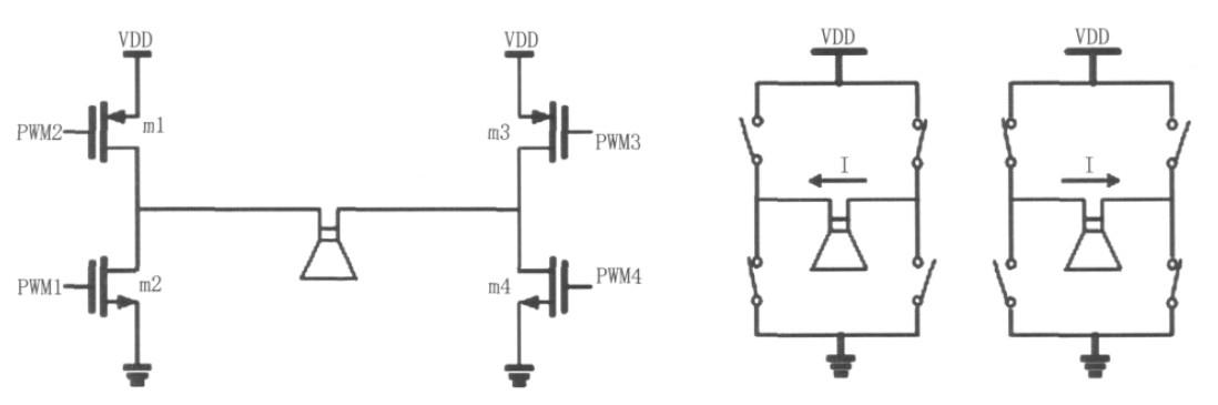 pwm型d类音频功率放大器的设计