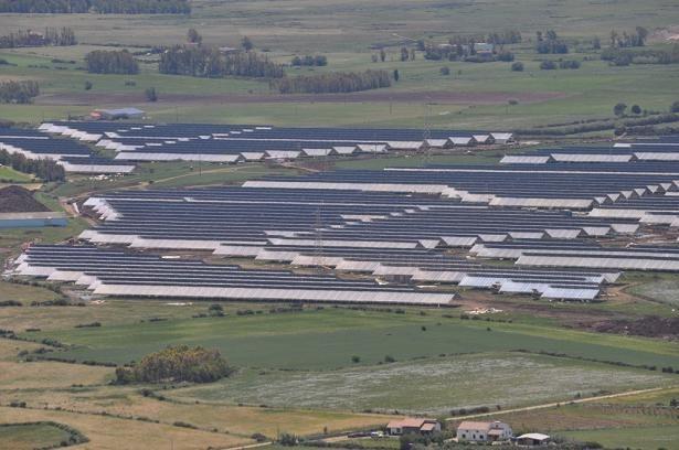 聚能硅业成功并网意大利33.98MW光伏电站项目