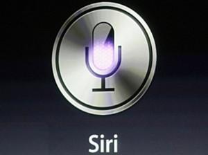 苹果Siri语音控制