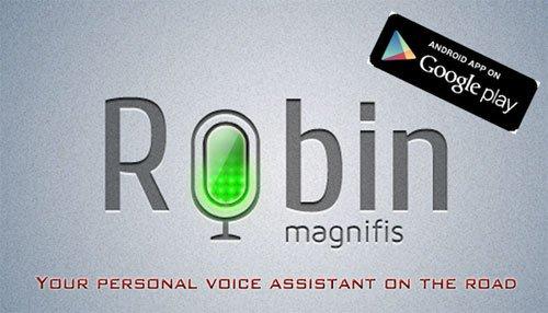 谷歌推出Android语音服务Robin