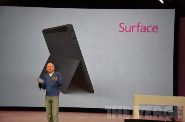 Surface随机配置支架