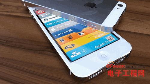 苹果下一代iPhone效果图