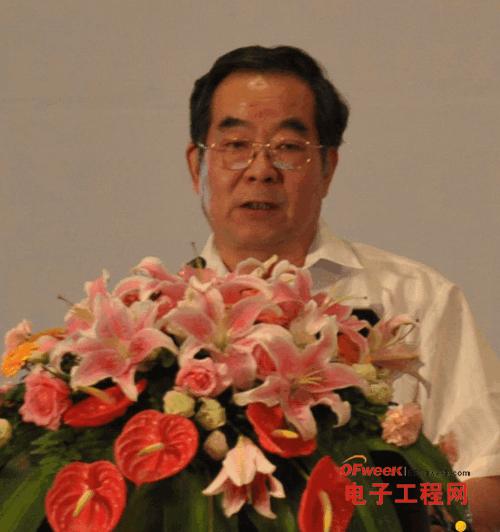中国医学装备协会副理事长王东升先生