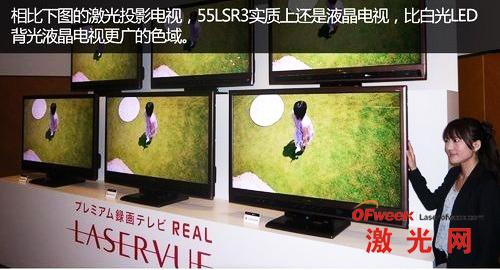 三菱LCD-55LSR3