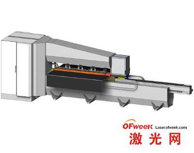 紧凑型激光焊接系统