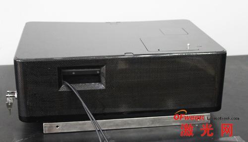 SK-300机载激光雷达系统实物图
