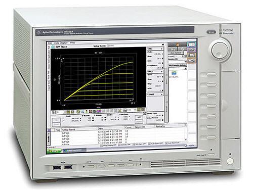 功率元件分析仪/曲线追踪仪  B1505A