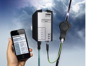 LM-S雷电监测系统