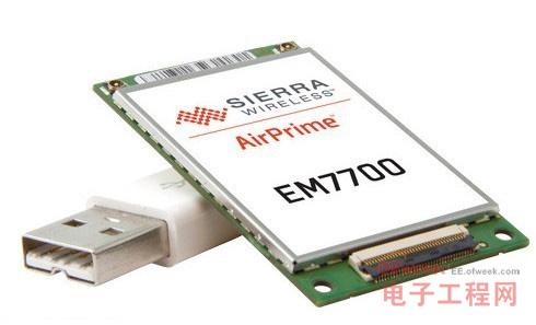 世界 sierra/加拿大移动计算领域领头羊Sierra Wireless公司近日发布了嵌入4G...