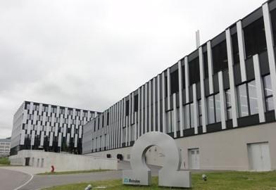 瑞士万通新的总部大楼