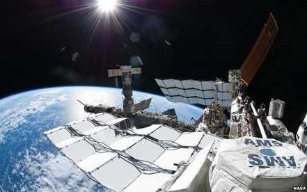 安装在空间站上的实验仪器价值20亿美元