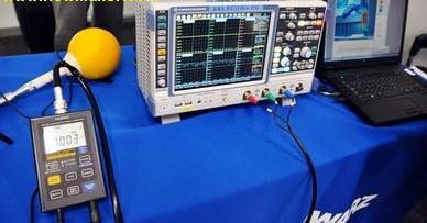 日本开发出空间电磁场可视化系统EPS-02EMF system