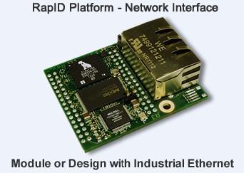 Innovasic推出用RapID平台网络接口