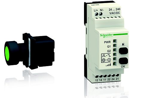 全新的HarmonyXB5R系列无线免电池遥控按钮