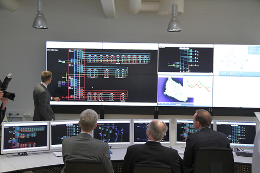ABB互联网管理系统是PowerLabDK实验室的支柱。