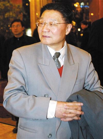 著名水利水电工程专家潘家铮院士