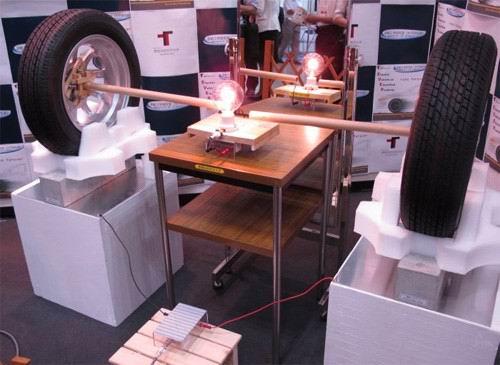 日本研究人员成功将电力透过4英寸厚的混凝土