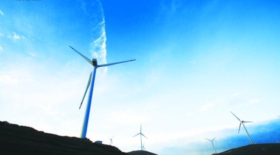 贵州威宁风电畅写新能源图景