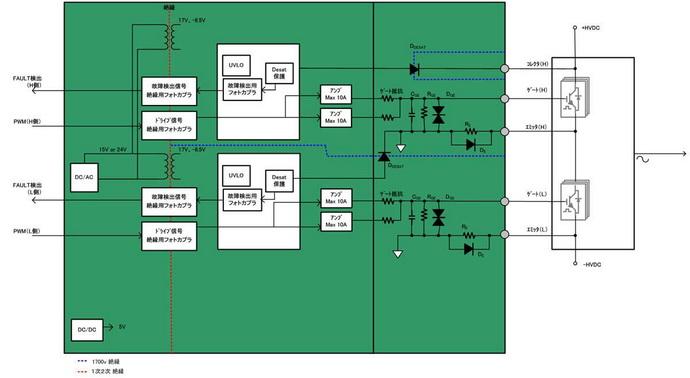 TD-BD-IGGD05K的电路图