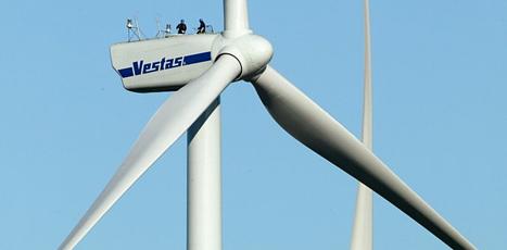 vestas风电机组