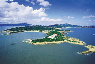 舟山将建设4个新能源应用示范岛
