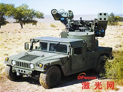 车载激光系统
