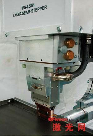 激光步进线焊机LSS1/C-Gun