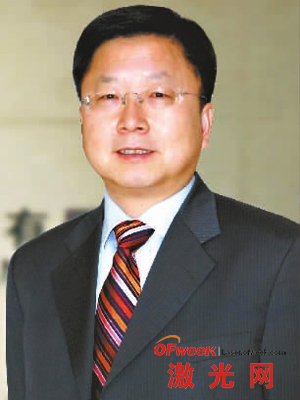 华工科技董事长马新强