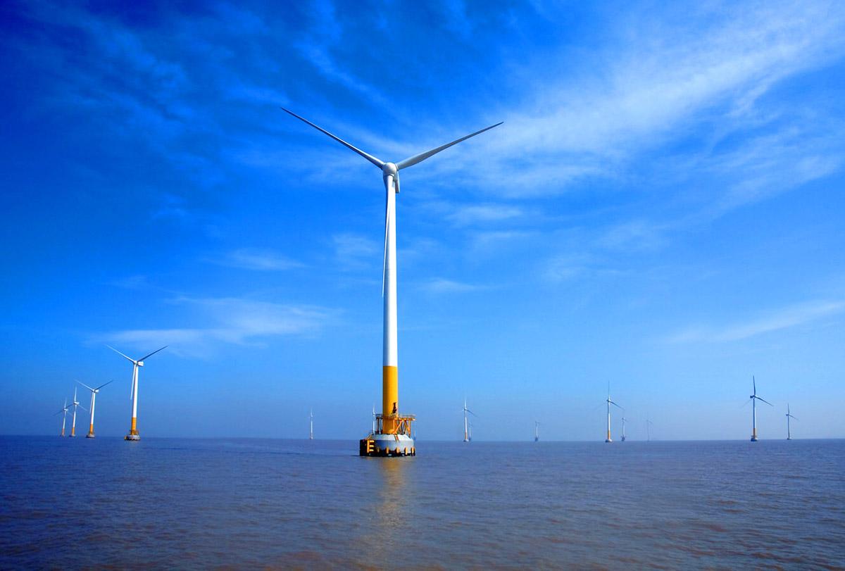 电�_海上风电:风电行业发展的世界性趋势