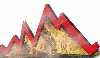 销售额下滑,市场恶化