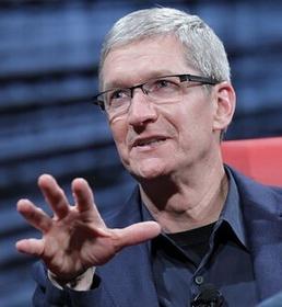 苹果现任CEO 蒂姆·库克