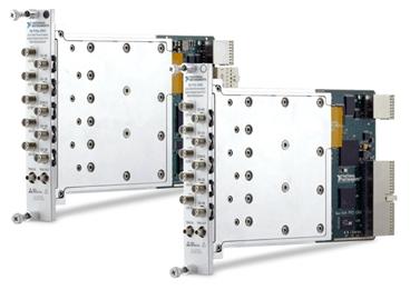 NI PXI/PXIe-2543固态射频多路复用器