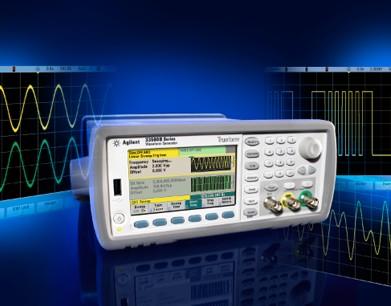 33500B 系列波形发生器