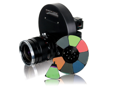 SpectroCam™-UV 多光谱成像仪