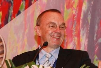 英国牛津仪器工业分析部总经理David Scott先生