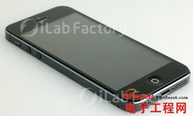 iPhone 5模型