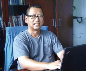 相干公司中国区总经理陈寅飞先生