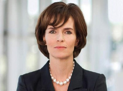 通快集团董事长Nicola Leibinger-Kammueller女士