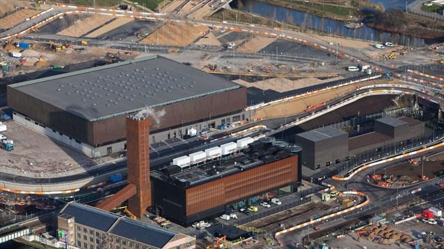 伦敦奥运会能源中心