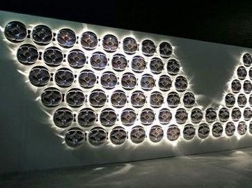 """""""虚拟LED""""照明效果"""
