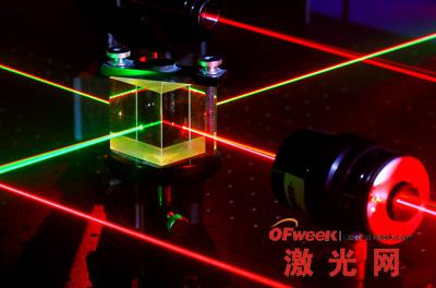 激光定位设备