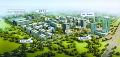 楼宇工业规划设计效果图