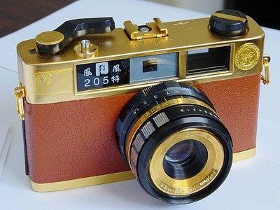 凤凰光学 相机工业的转身回眸图片
