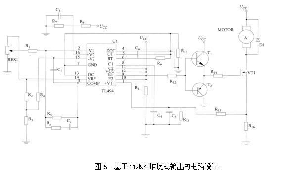 基于pwm技术的直流电机控制系统